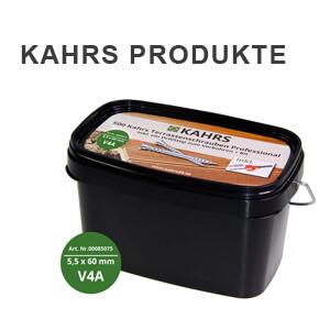 Kahrs Produkte