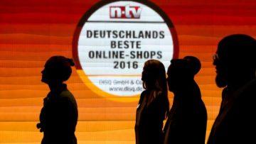 Deutschlands Beste Online-Shops 2016